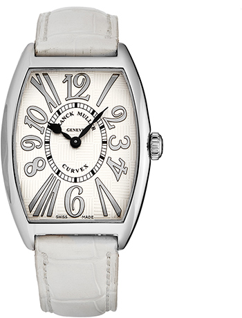 Franck Muller Casablanca Ladies Watch Model 2852QZRLFVRACWH