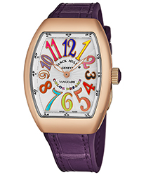 Franck Muller Vanguard Ladies Watch Model 32QZCLDR5NPURP