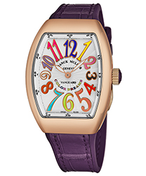Franck Muller Vanguard Ladies Watch Model: 32QZCLDR5NPURP
