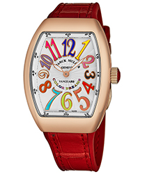 Franck Muller Vanguard Ladies Watch Model 32QZCLDR5NRED