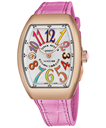 Franck Muller Vanguard Ladies Watch Model 32QZCLDR5NROSE