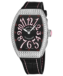 Franck Muller Vanguard Ladies Watch Model 32QZDACRSBK
