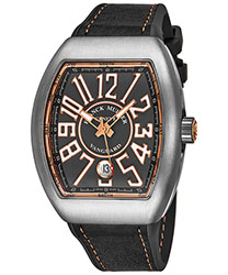 Franck Muller Vanguard Men's Watch Model 41SCGRYGRYGLD