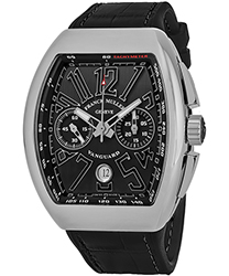 Franck Muller Vanguard Men's Watch Model 45CCACBLKSHNY