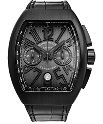 Franck Muller Vanguard Men's Watch Model 45CCBLKBLKBLK