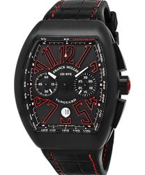 Franck Muller Vanguard Men's Watch Model 45CCBLKBLKRED