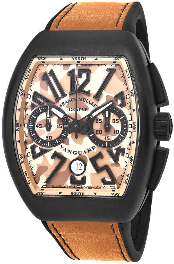 Franck Muller Vanguard  Men's Watch Model 45CCCAMSND Thumbnail 2
