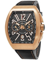Franck Muller Vanguard Men's Watch Model 45CCGLDBRNGLD