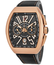 Franck Muller Vanguard Men's Watch Model 45CCGLDGRYGLD
