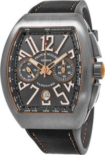 Franck Muller Vanguard Men's Watch Model 45CCGRYGRYGLD