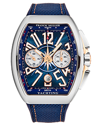 Franck Muller Vanguard Men's Watch Model 45CCYACHTBLU5N