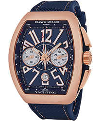 Franck Muller Vanguard  Men's Watch Model: 45CCYACHTGLD