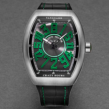 Franck Muller Vanguard Men's Watch Model 45CHTTBRVR Thumbnail 3
