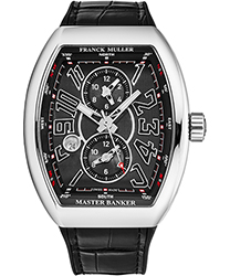 Franck Muller Vanguard Men's Watch Model 45MBSCDTACBLKBK