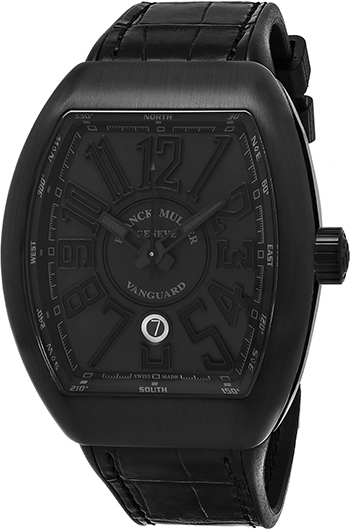 Franck Muller Vanguard Men's Watch Model 45SCBLKBLKBLK