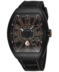 Franck Muller Vanguard Men's Watch Model 45SCBLKBLKGLD2