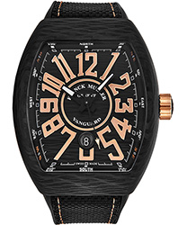 Franck Muller Vanguard Men's Watch Model 45SCBLKBLKGLDFL