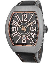 Franck Muller Vanguard Men's Watch Model 45SCBLKBLKGRY