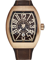 Franck Muller Vanguard Men's Watch Model 45SCCIRBRNBRN