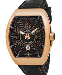 Franck Muller Vanguard Men's Watch Model: 45SCGLDBRNGLD