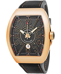 Franck Muller Vanguard Men's Watch Model 45SCGLDGRYGLD