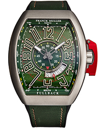 Franck Muller Vanguard Men's Watch Model 45SCGRNUNLCK