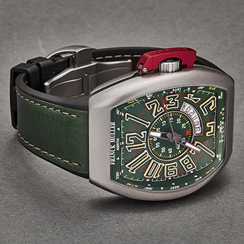 Franck Muller Vanguard Men's Watch Model 45SCGRNUNLCK Thumbnail 3