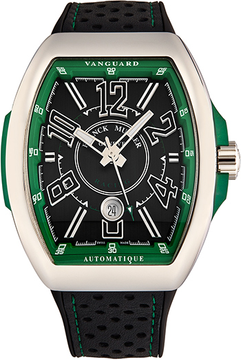 Franck Muller Vanguard Men's Watch Model 45SCRACINGBLKGR