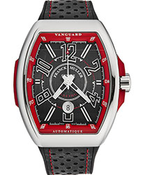 Franck Muller Vanguard Men's Watch Model 45SCRACINGBLKRD