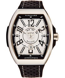 Franck Muller VanguardRcin Men's Watch Model 45SCRACINGWHT