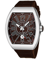 Franck Muller Vanguard Men's Watch Model 45SCSTLBRNSHNY