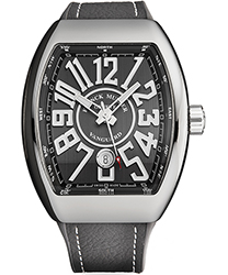 Franck Muller Vanguard Men's Watch Model 45SCSTLGRYGRY