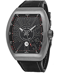 Franck Muller Vanguard Men's Watch Model 45SCSTLGRYSIL