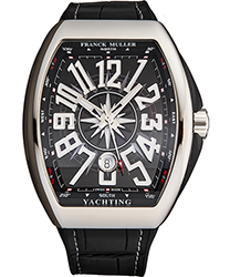 Franck Muller VanguardYACT Men's Watch Model: 45SCYACHTBLK1