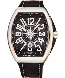 Franck Muller VanguardYACT Men's Watch Model: 45SCYACHTBLK