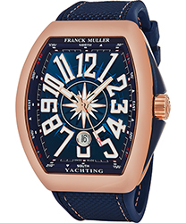 Franck Muller Vanguard  Men's Watch Model 45SCYACHTGLD