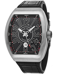 Franck Muller Vanguard Men's Watch Model 45VSCDTACBRNR