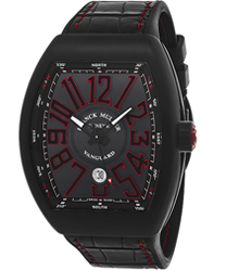 Franck Muller Vanguard Men's Watch Model 45VSCDTNRBRER