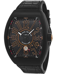 Franck Muller Vanguard Men's Watch Model 45VSCDTTTNRBR5N
