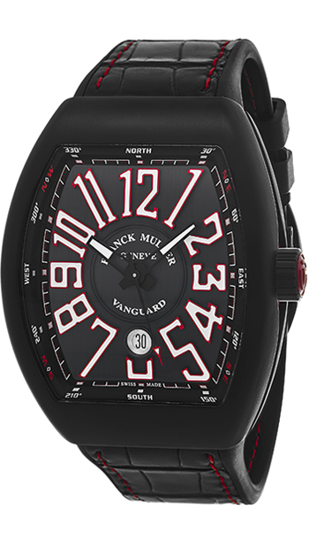 Franck Muller Vanguard Men's Watch Model 45VSCDTTTNRBRER