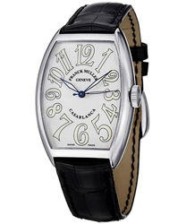 Franck Muller Casabalanca Men's Watch Model: 5850CSS