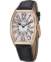 Franck Muller CintrexCurvx Men's Watch Model 5852QZREL5N