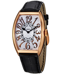 Franck Muller CintrexCurvx Men's Watch Model: 5852QZREL5N