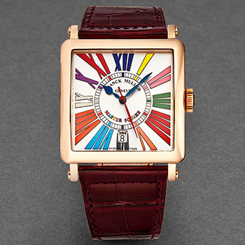 Franck Muller Master Square Ladies Watch Model 6000HSCDTCDR5NN Thumbnail 3