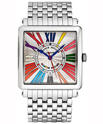 Franck Muller Master Square Ladies Watch Model 6000KSCDTCDROAC