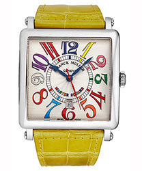 Franck Muller Master Square Ladies Watch Model: 6000KSCDTCDVAC