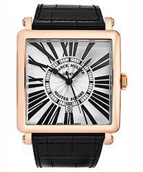 Franck Muller Master Square Ladies Watch Model: 6000KSCDTR5N