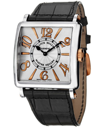 Franck Muller Master Square Men's Watch Model 6002HQZRELVSTGT
