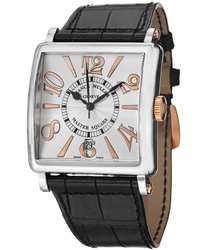 Franck Muller Master Square Men's Watch Model: 6002HSCRELVSTGT