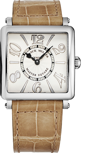 Franck Muller Master Square Ladies Watch Model 6002LQZ66RLFACE
